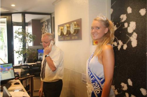 Miss Cote d'Opale 2016