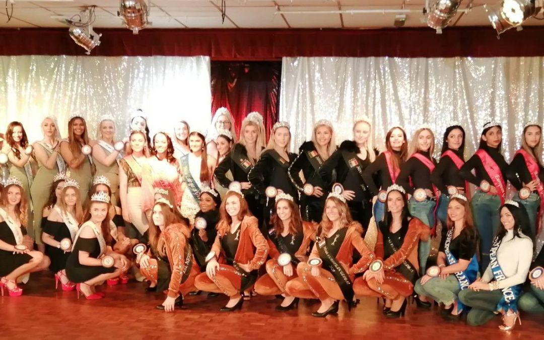 L'Euroregion Européenne France sacrée vice Championne d'Europe du concours de danse à Folkestone