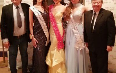 Miss Eurorégion Hauts-de-France Le Touquet Cote d'Opale Marion Leroy élue à Amiens sacrée 1ère Princesse  de Miss EUROPE fin novembre 2019 à Folkestone et 1ère Dauphine de Miss Lumière International le 7 décembre à Singapour